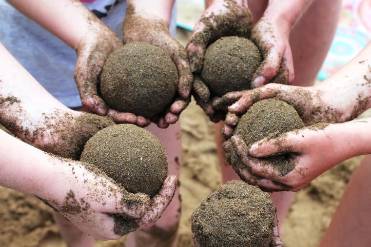 a mud ball pact