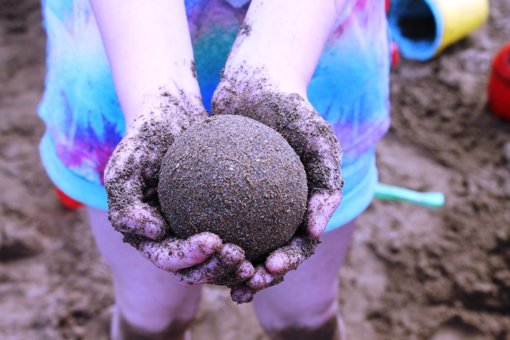 a one mud ball